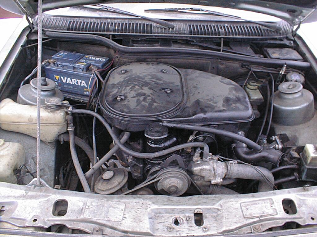 двигатель 2.8 тд схема чертеж